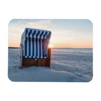 Magnet Flexible Chaise de plage
