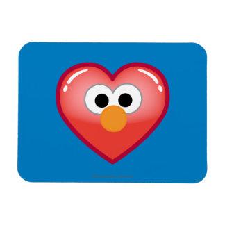 Magnet Flexible Coeur d'Elmo