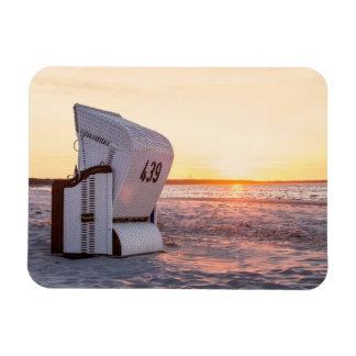 Magnet Flexible Coucher du soleil d'Ostsee