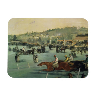 Magnet Flexible Course de chevaux de Manet |, 1872