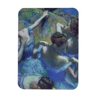 Magnet Flexible Danseurs de bleu d'Edgar Degas |, c.1899