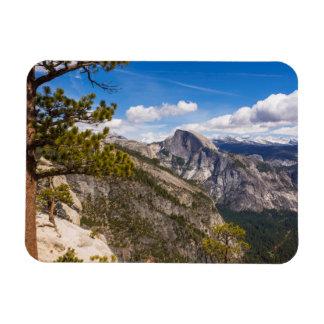 Magnet Flexible Demi de paysage de dôme, la Californie