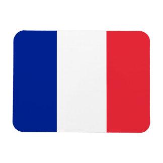 Magnet Flexible Drapeau de la France, drapeau national tricolore