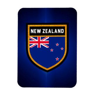 Magnet Flexible Drapeau de la Nouvelle Zélande
