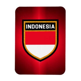 Magnet Flexible Drapeau de l'Indonésie