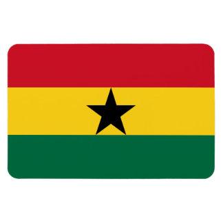 Magnet Flexible Drapeau du Ghana