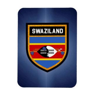 Magnet Flexible Drapeau du Souaziland