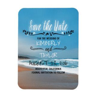 Magnet Flexible Économies de plage la date