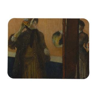 Magnet Flexible Edgar Degas - à la modiste