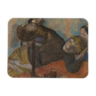 Magnet Flexible Edgar Degas - la modiste
