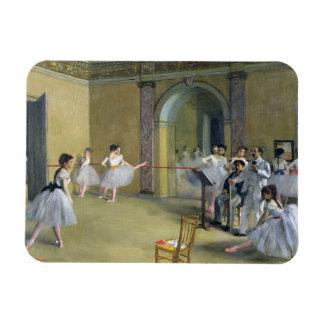 Magnet Flexible Edgar Degas | le foyer de danse à l'opéra