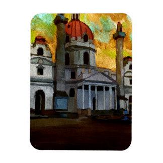 Magnet Flexible Église