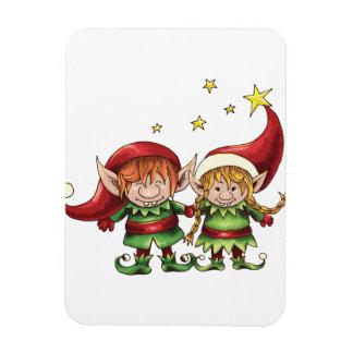 Magnet Flexible Elfes, aimant