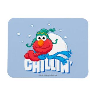 Magnet Flexible Elmo Chillin