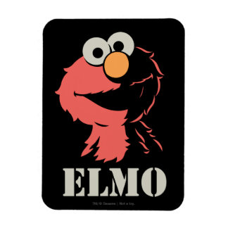 Magnet Flexible Elmo demi