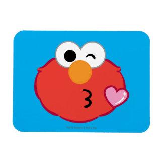 Magnet Flexible Elmo font face à jeter un baiser