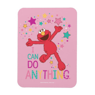 Magnet Flexible Elmo | je peux faire n'importe quoi