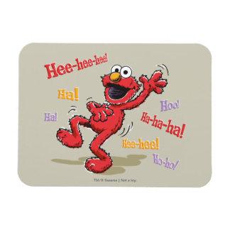 Magnet Flexible Elmo vintage Hee-hee !