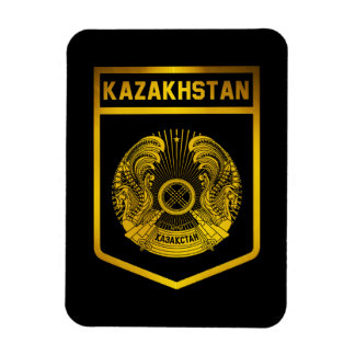Magnet Flexible Emblème de Kazakhstan