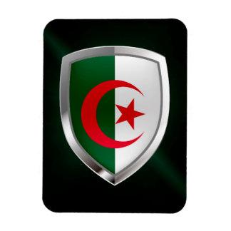 Magnet Flexible Emblème métallique de l'Algérie