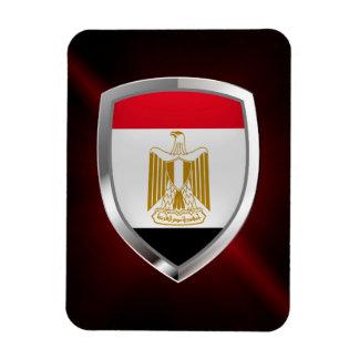 Magnet Flexible Emblème métallique de l'Egypte