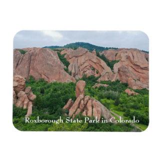 Magnet Flexible Formations de vallée et de roche chez Roxborough