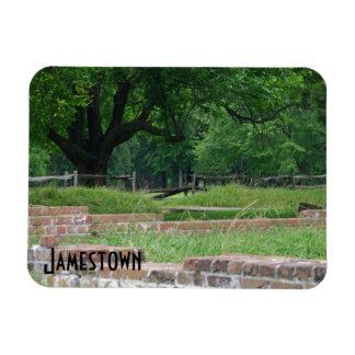 Magnet Flexible Jamestown la Virginie