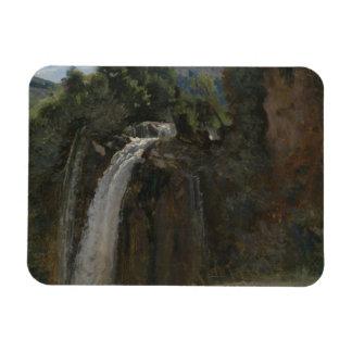 Magnet Flexible Jean-Baptiste-Camille Corot - cascade chez Terni