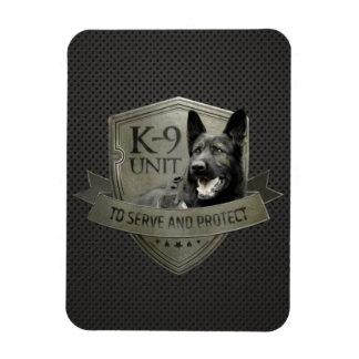 Magnet Flexible K-9 unité - berger allemand d'unité de chien