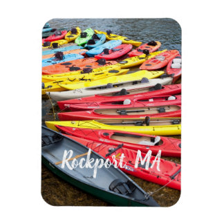 Magnet Flexible kayaks colorés