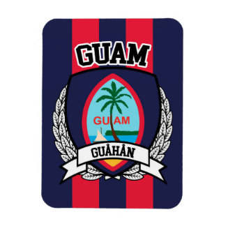 Magnet Flexible La Guam