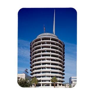 Magnet Flexible Le capitol enregistre Hollywood Boulevard