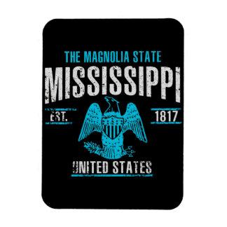 Magnet Flexible Le Mississippi