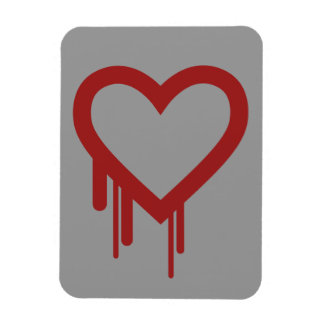 Magnet Flexible le saignement de coeur heartbleed par