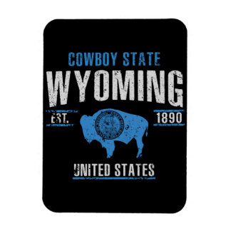 Magnet Flexible Le Wyoming