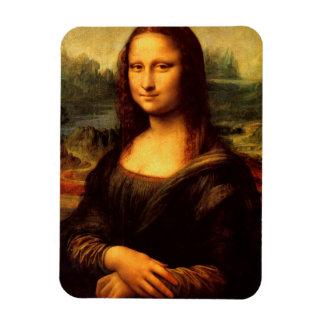 Magnet Flexible LEONARDO DA VINCI - Mona Lisa, La Gioconda 1503