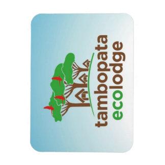 Magnet Flexible Loge d'eco de Tambopata