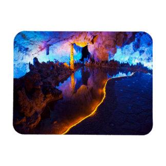 Magnet Flexible Lumières en caverne tubulaire de cannelure, Chine