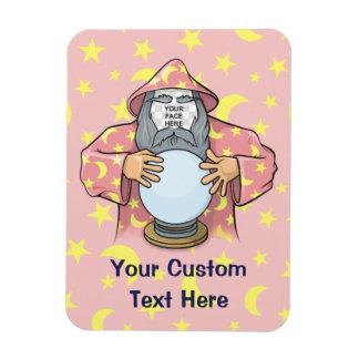 Magnet Flexible Magicien avec votre visage
