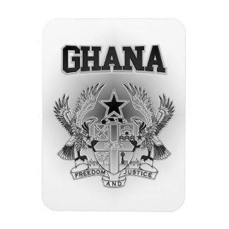 Magnet Flexible Manteau du Ghana des bras