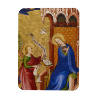 Magnet Flexible Mary et ange d'annonce