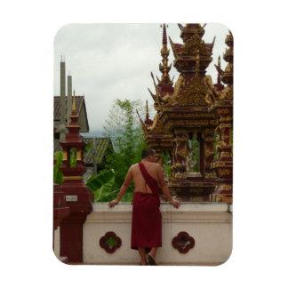 Magnet Flexible Moine de temple