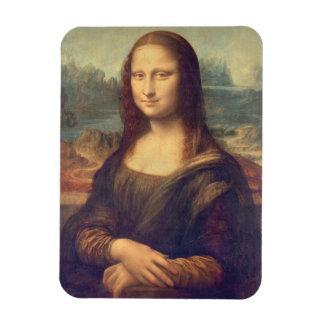 Magnet Flexible Mona Lisa par Leonardo da Vinci