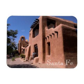 Magnet Flexible Musée d'Art de Santa Fe Nouveau Mexique