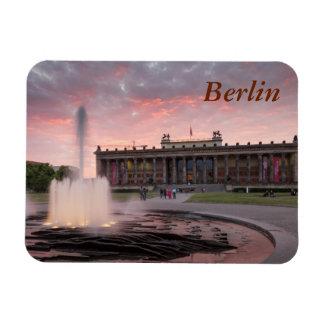 Magnet Flexible Musée et Lustgarten d'Altes à Berlin