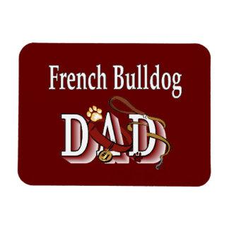 Magnet Flexible Papa de bouledogue français
