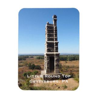 Magnet Flexible Petit couvercle rond dans la PA de Gettysburg
