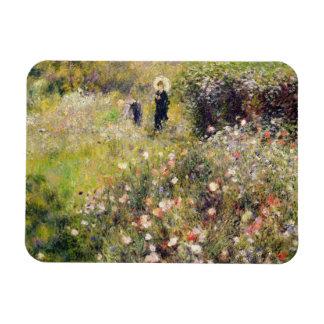 Magnet Flexible Pierre un paysage d'été de Renoir |