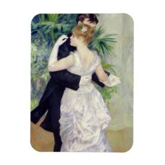 Magnet Flexible Pierre une danse de Renoir | dans la ville