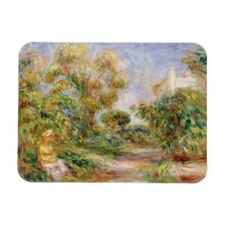Magnet Flexible Pierre une femme de Renoir | dans un paysage